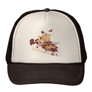 JINBA-ITTAI COLLECTION CAP TRUCKER HAT