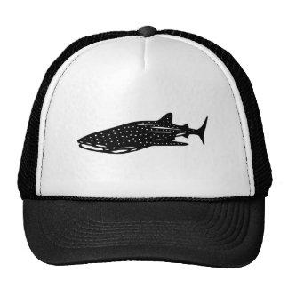 jinbeizame whale shark and rhincodon typus cutting trucker hat