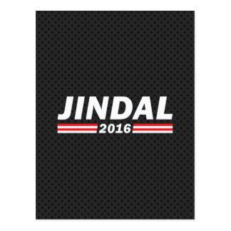 Jindal 2016 (Bobby Jindal) Postcard