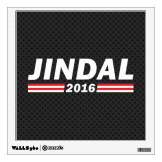 Jindal 2016 (Bobby Jindal) Wall Decal