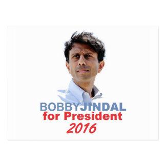 Jindal 2016 Postcard