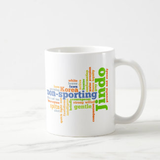 Jindo Coffee Mug