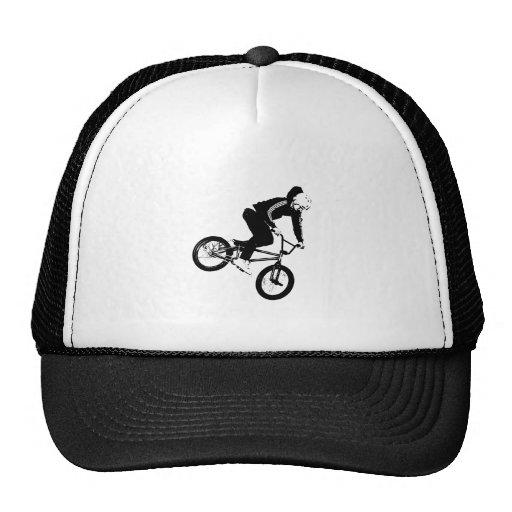 Jinete 2 de BMX Gorros