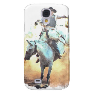 jinete 3G/3GS del bronc Carcasa Para Galaxy S4