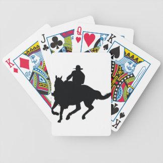 Jinete Baraja Cartas De Poker