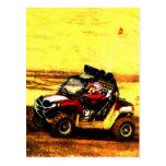 Jinete de ATV - todo el Motorsports del extremo de Tarjetas Postales