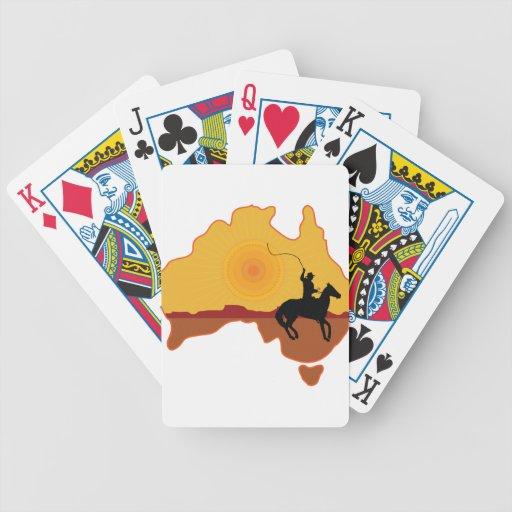Jinete de Australia Barajas
