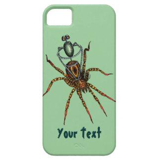 Jinete de la araña iPhone 5 cárcasa