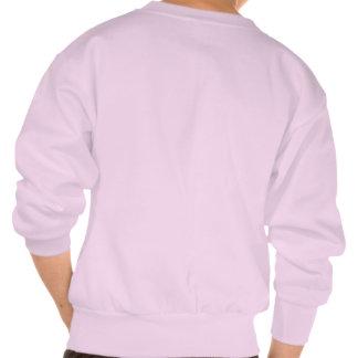 Jinete de la ardilla en la bici vieja suéter
