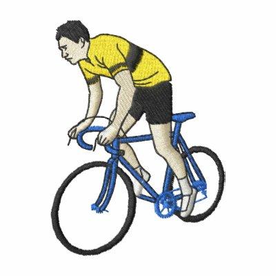 Jinete de la bicicleta