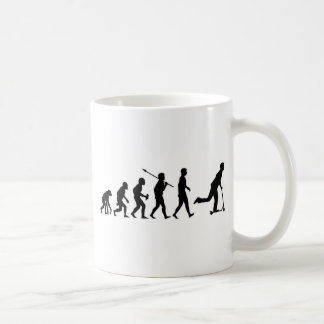 Jinete de la vespa tazas de café