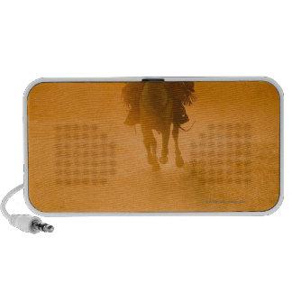 Jinete de lomo de caballo 12 mini altavoz