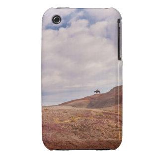 Jinete de lomo de caballo 14 Case-Mate iPhone 3 cárcasas