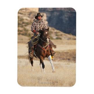 Jinete de lomo de caballo 7 imán