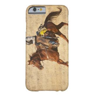 Jinete de lomo de caballo 8 funda barely there iPhone 6