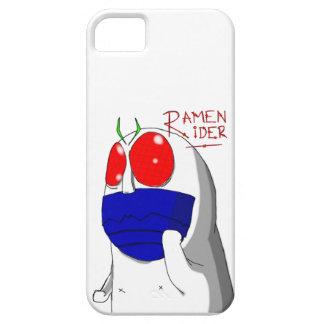 Jinete de los Ramen de Niap iPhone 5 Protectores