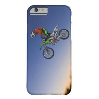 Jinete de Motorcross Funda De iPhone 6 Barely There