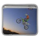 Jinete de Motorcross Fundas Para iPads