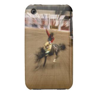 Jinete del caballo salvaje (enfoque) iPhone 3 cobertura