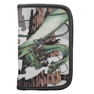 Jinete del dragón organizador