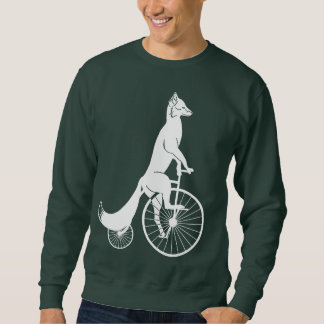 Jinete del Fox en la bici del comino del penique Jersey