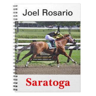 """Jinete que gana """"Joel Rosario """" de Derby y de Libretas"""