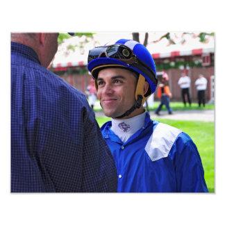 Jinete que gana Joel Rosario de Dubai Derby Fotografías