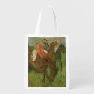 Jinetes, 1886-90 bolsa de la compra