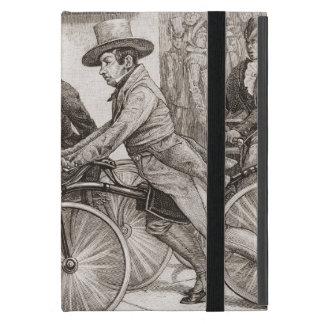 Jinetes de la bicicleta del vintage iPad mini cobertura