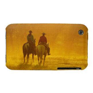Jinetes de lomo de caballo 10 Case-Mate iPhone 3 coberturas
