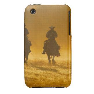 Jinetes de lomo de caballo 3 iPhone 3 fundas
