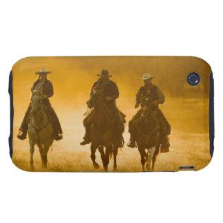 Jinetes de lomo de caballo 4 iPhone 3 tough protector