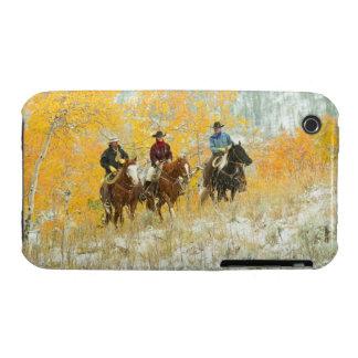 Jinetes de lomo de caballo 7 Case-Mate iPhone 3 carcasas