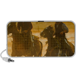 Jinetes de lomo de caballo iPhone altavoz