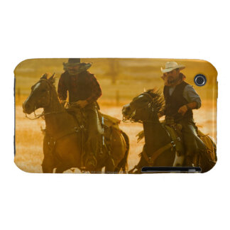 Jinetes de lomo de caballo iPhone 3 cobertura