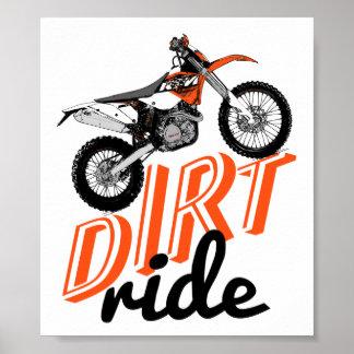 Jinetes de Moto Posters
