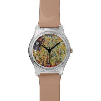 Jinetes de Pavel Filonov- Reloj
