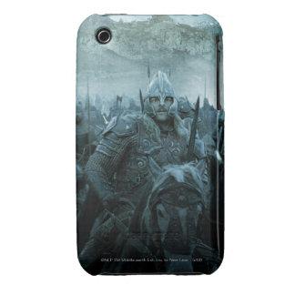 Jinetes de Rohan iPhone 3 Cárcasa