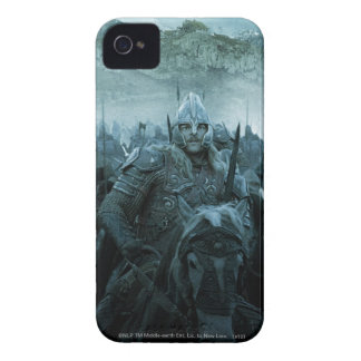 Jinetes de Rohan iPhone 4 Case-Mate Funda