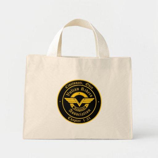 Jinetes del CVR LogoCincinnati Vulcan Bolsas