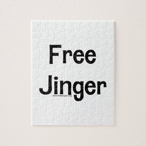 Jinger libre rompecabezas con fotos