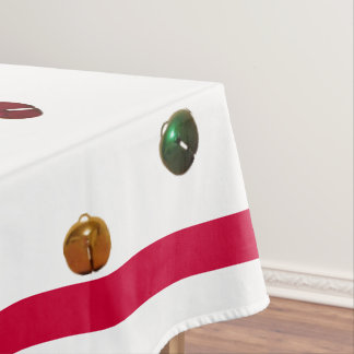 Jingle All the Way Multi-colored 52 x 70 Tableclot Tablecloth
