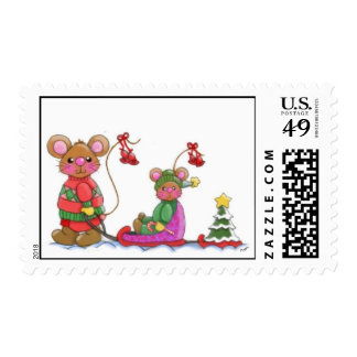 Jingle all the Way Stamp