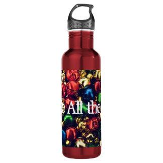 Jingle All the Way Water Bottle