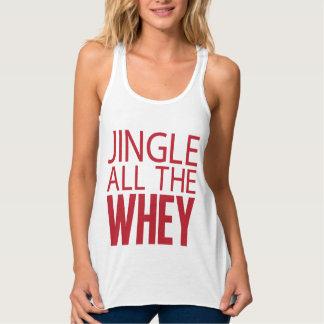 Jingle all the Whey Tank