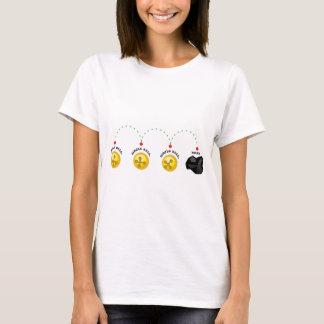 Jingle Bell, Jingle Bell, Jingle Bell, Rock! T-Shirt
