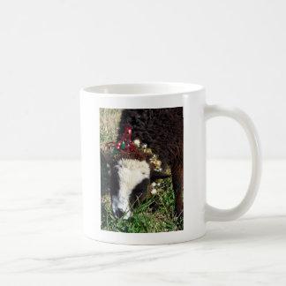 Jingle Bell Lamb Mugs