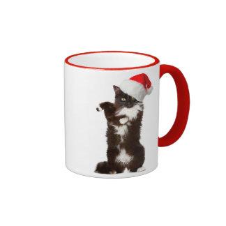 Jingle Bell Rock Cat Mug