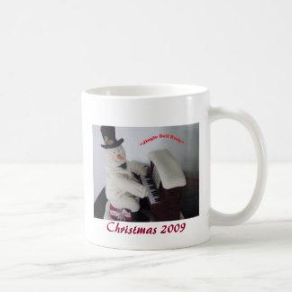 Jingle Bell Rock, Christmas 2009 Mug
