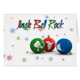 Jingle Bell Rock - Christmas Card